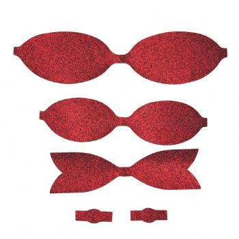 Fine Red Bow Kit
